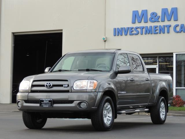 2006 Toyota Tundra Double Cab Limited 4x4 Fully Loaded