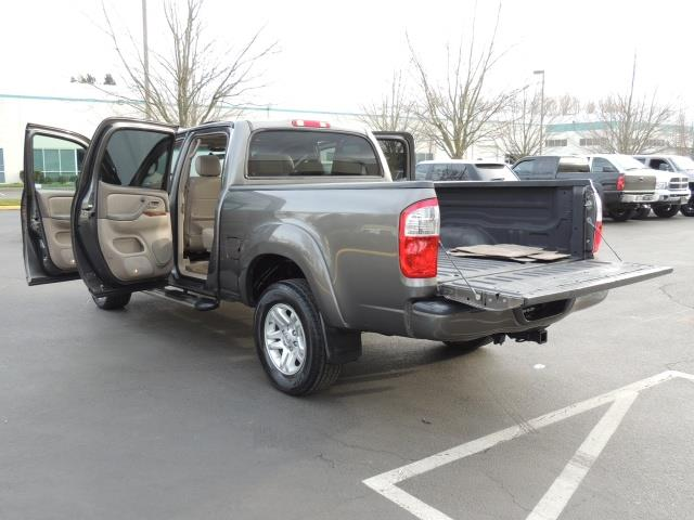 2006 toyota tundra double cab limited 4x4 fully loaded excellent. Black Bedroom Furniture Sets. Home Design Ideas