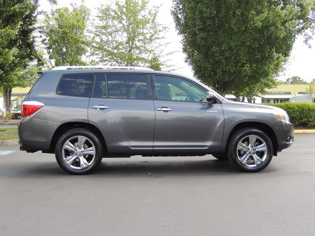 2008 toyota highlander limited awd third seat navigation loaded. Black Bedroom Furniture Sets. Home Design Ideas