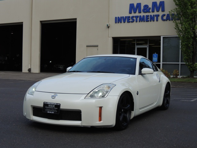 2006 nissan 350z touring. Black Bedroom Furniture Sets. Home Design Ideas
