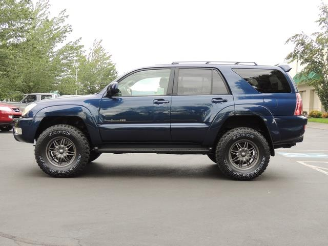 2005 toyota 4runner sport edition 4wd 8cyl lifted lifted. Black Bedroom Furniture Sets. Home Design Ideas