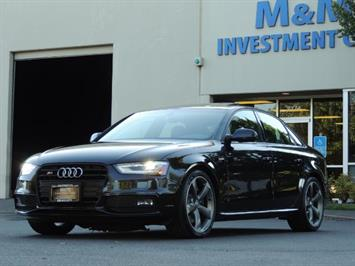 2014 Audi S4 3.0T quattro Premium Plus / 1-Owner / New Tires Sedan