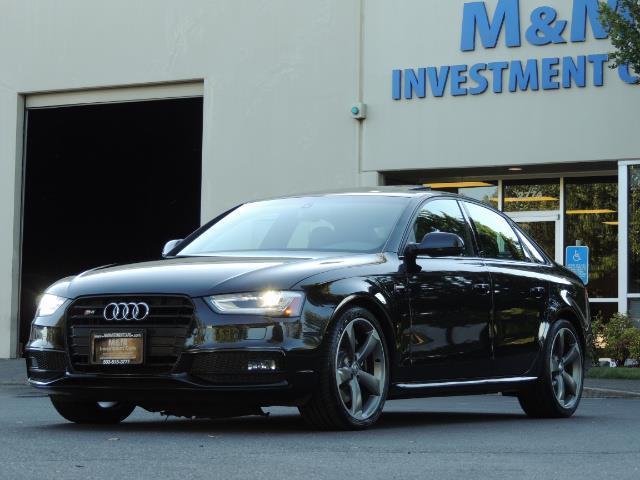 2014 Audi S4 3.0T quattro Premium Plus / 1-Owner / New Tires - Photo 1 - Portland, OR 97217