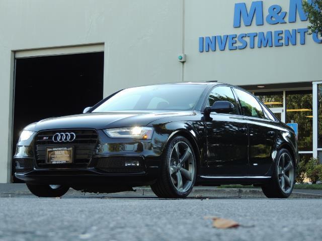 2014 Audi S4 3.0T quattro Premium Plus / 1-Owner / New Tires - Photo 47 - Portland, OR 97217