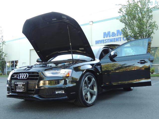 2014 Audi S4 3.0T quattro Premium Plus / 1-Owner / New Tires - Photo 25 - Portland, OR 97217
