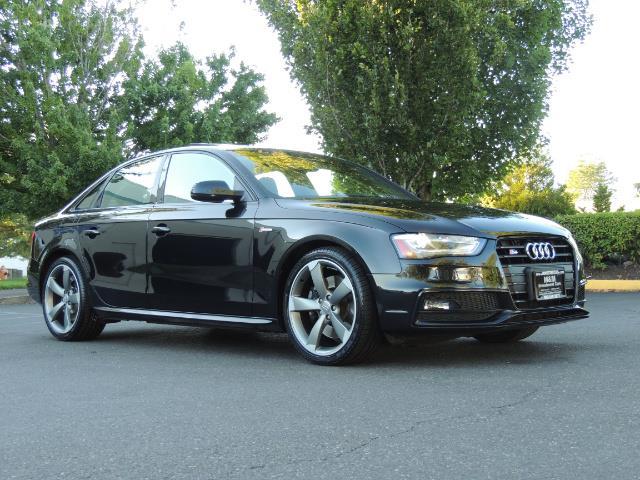 2014 Audi S4 3.0T quattro Premium Plus / 1-Owner / New Tires - Photo 2 - Portland, OR 97217