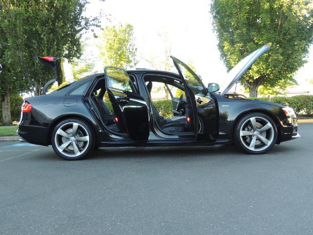 2014 Audi S4 3.0T quattro Premium Plus / 1-Owner / New Tires - Photo 32 - Portland, OR 97217