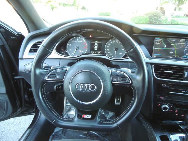 2014 Audi S4 3.0T quattro Premium Plus / 1-Owner / New Tires - Photo 42 - Portland, OR 97217