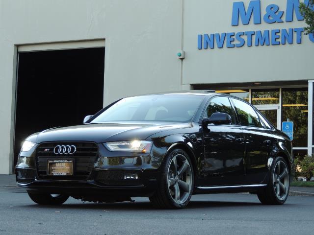 2014 Audi S4 3.0T quattro Premium Plus / 1-Owner / New Tires - Photo 49 - Portland, OR 97217