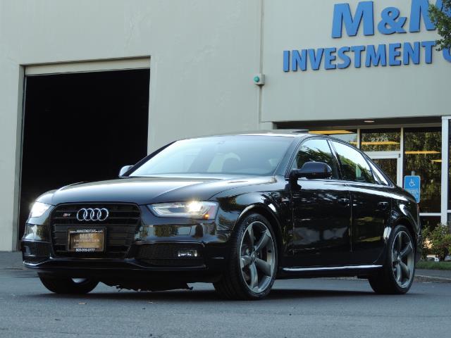 2014 Audi S4 3.0T quattro Premium Plus / 1-Owner / New Tires - Photo 54 - Portland, OR 97217
