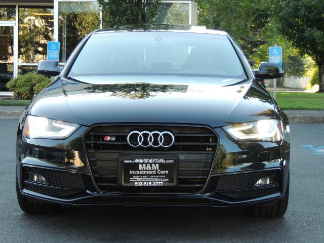 2014 Audi S4 3.0T quattro Premium Plus / 1-Owner / New Tires - Photo 5 - Portland, OR 97217