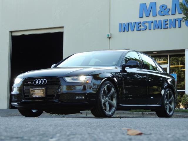 2014 Audi S4 3.0T quattro Premium Plus / 1-Owner / New Tires - Photo 48 - Portland, OR 97217