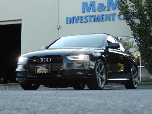 2014 Audi S4 3.0T quattro Premium Plus / 1-Owner / New Tires - Photo 52 - Portland, OR 97217