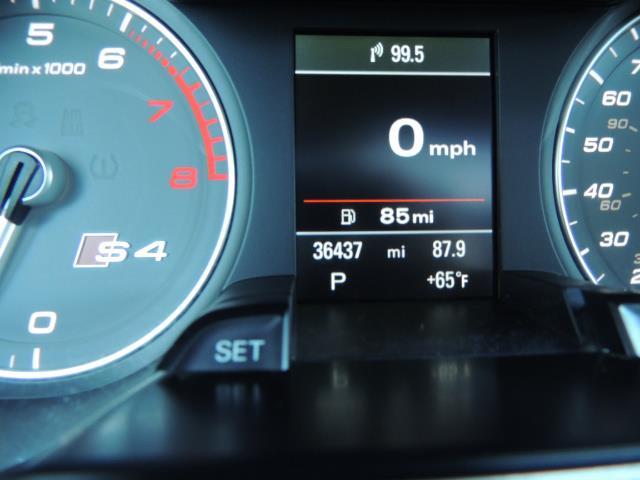 2014 Audi S4 3.0T quattro Premium Plus / 1-Owner / New Tires - Photo 45 - Portland, OR 97217