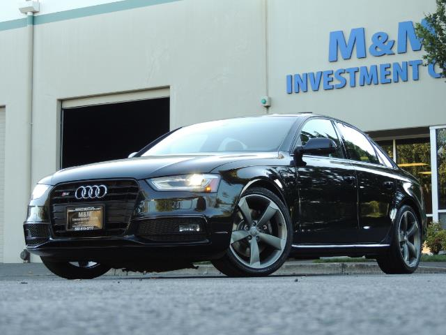 2014 Audi S4 3.0T quattro Premium Plus / 1-Owner / New Tires - Photo 53 - Portland, OR 97217