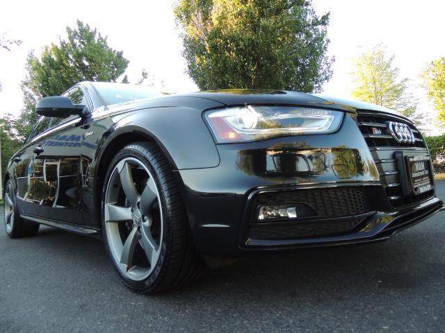 2014 Audi S4 3.0T quattro Premium Plus / 1-Owner / New Tires - Photo 10 - Portland, OR 97217