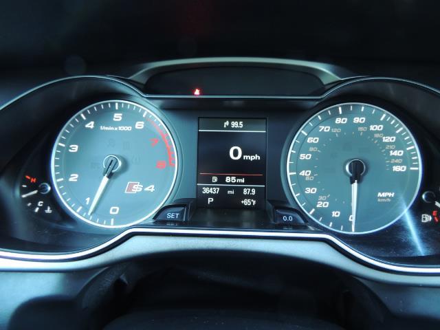 2014 Audi S4 3.0T quattro Premium Plus / 1-Owner / New Tires - Photo 44 - Portland, OR 97217
