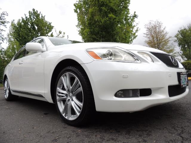 2007 Lexus GS 450 Hybrid 3.5L Navi Backup Camera Moonroof 28MPH - Photo 24 - Portland, OR 97217