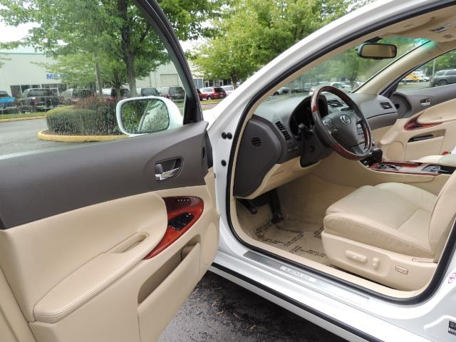 2007 Lexus GS 450 Hybrid 3.5L Navi Backup Camera Moonroof 28MPH - Photo 15 - Portland, OR 97217