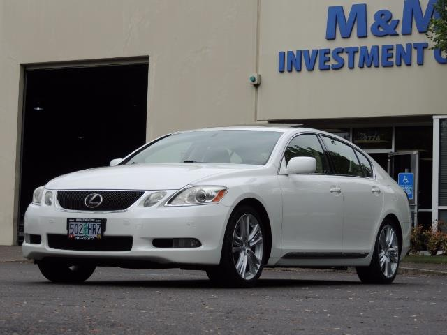 2007 Lexus GS 450 Hybrid 3.5L Navi Backup Camera Moonroof 28MPH - Photo 44 - Portland, OR 97217