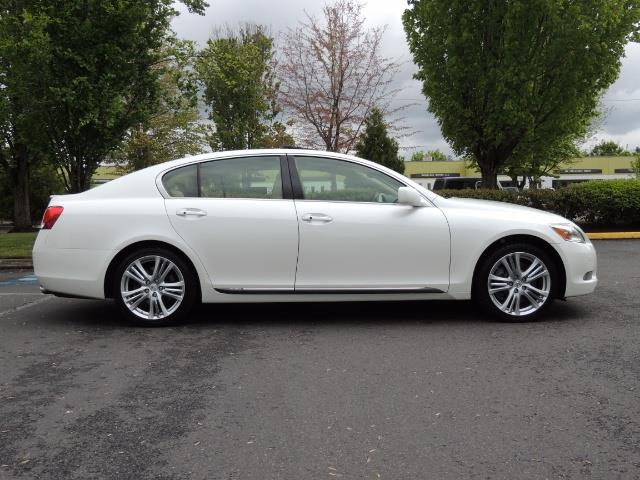2007 Lexus GS 450 Hybrid 3.5L Navi Backup Camera Moonroof 28MPH - Photo 3 - Portland, OR 97217