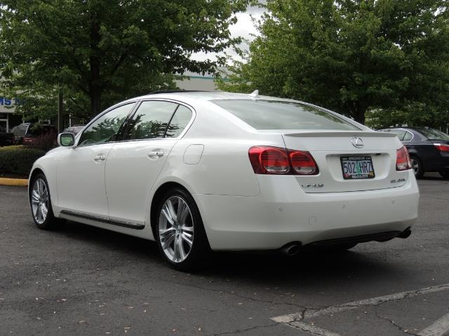 2007 Lexus GS 450 Hybrid 3.5L Navi Backup Camera Moonroof 28MPH - Photo 6 - Portland, OR 97217