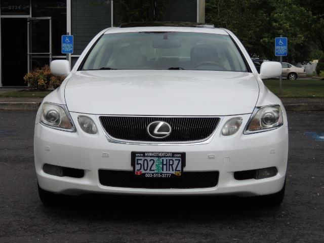 2007 Lexus GS 450 Hybrid 3.5L Navi Backup Camera Moonroof 28MPH - Photo 5 - Portland, OR 97217