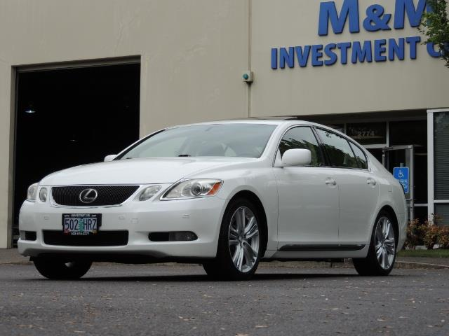 2007 Lexus GS 450 Hybrid 3.5L Navi Backup Camera Moonroof 28MPH - Photo 45 - Portland, OR 97217