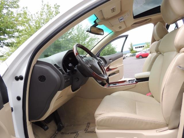 2007 Lexus GS 450 Hybrid 3.5L Navi Backup Camera Moonroof 28MPH - Photo 16 - Portland, OR 97217