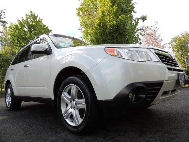 2009 Subaru Forester 2.5 X Limited NAVI / LEATHER / AWD RACK - Photo 24 - Portland, OR 97217