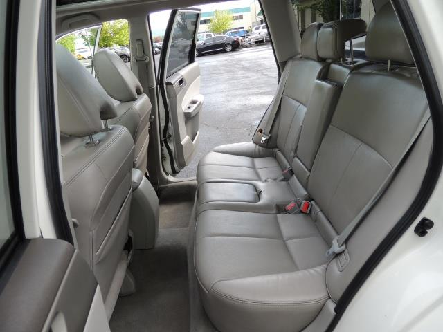 2009 Subaru Forester 2.5 X Limited NAVI / LEATHER / AWD RACK - Photo 15 - Portland, OR 97217