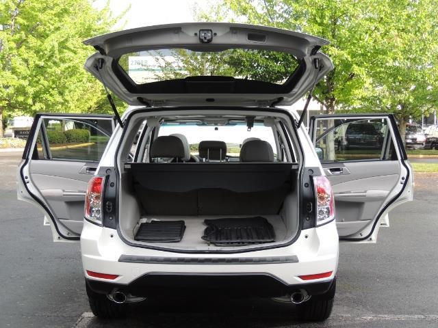 2009 Subaru Forester 2.5 X Limited NAVI / LEATHER / AWD RACK - Photo 11 - Portland, OR 97217