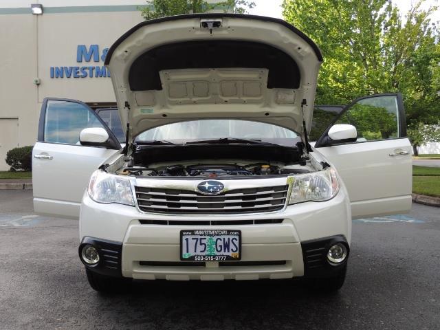 2009 Subaru Forester 2.5 X Limited NAVI / LEATHER / AWD RACK - Photo 30 - Portland, OR 97217