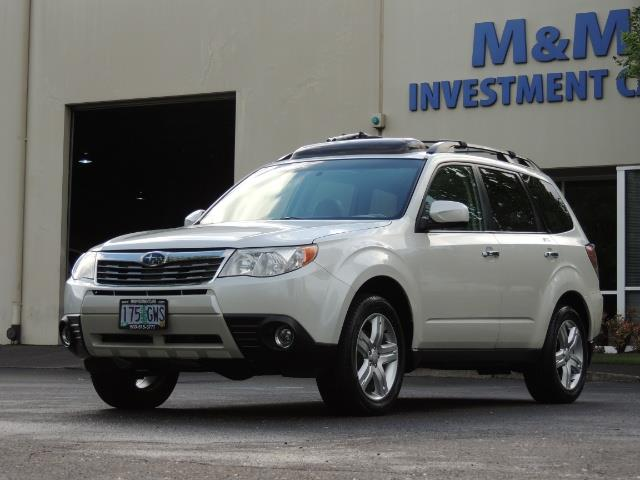 2009 Subaru Forester 2.5 X Limited NAVI / LEATHER / AWD RACK - Photo 42 - Portland, OR 97217