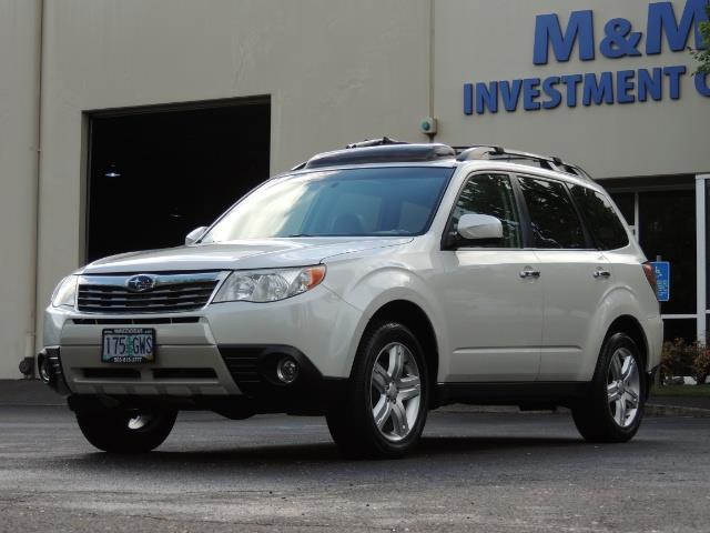 2009 Subaru Forester 2.5 X Limited NAVI / LEATHER / AWD RACK - Photo 1 - Portland, OR 97217