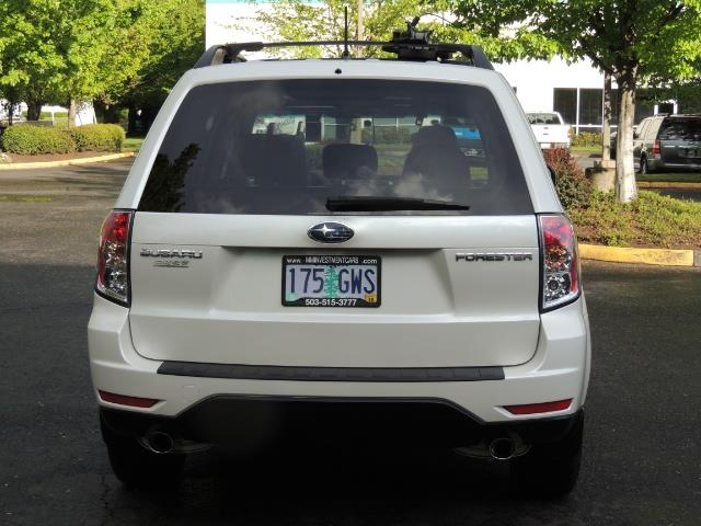2009 Subaru Forester 2.5 X Limited NAVI / LEATHER / AWD RACK - Photo 7 - Portland, OR 97217
