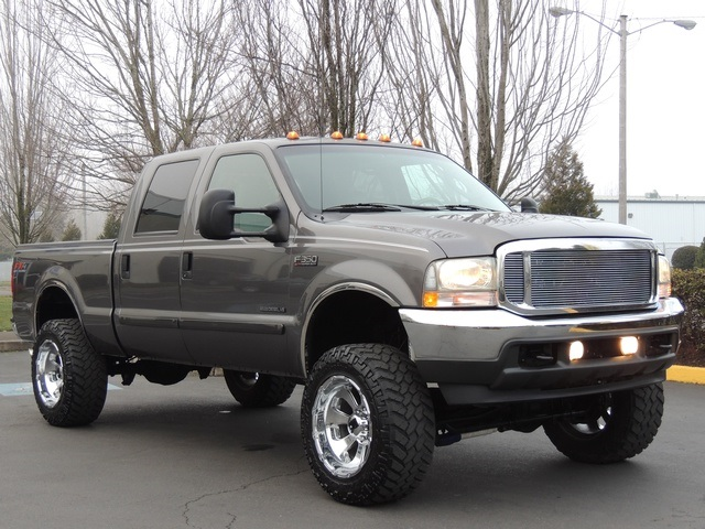 2003 ford f 350 super duty lariat 4x4 7 3l diesel lifted. Black Bedroom Furniture Sets. Home Design Ideas