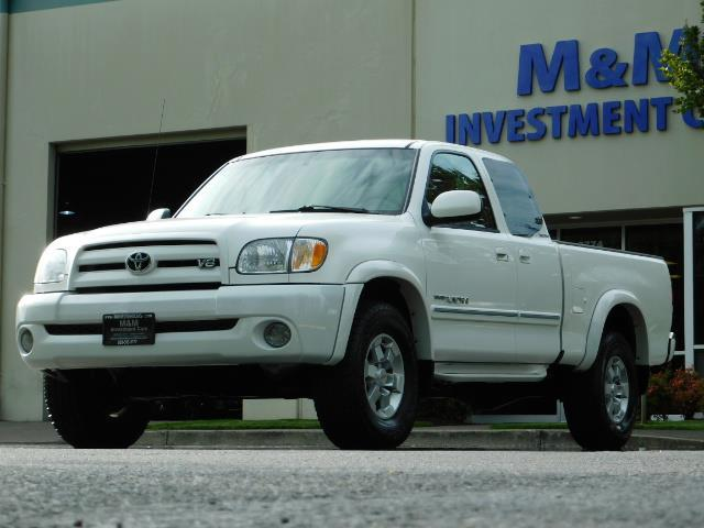 2003 Toyota Tundra Limited 4dr Access Cab Limited / 4X4 / 1-OWNER - Photo 44 - Portland, OR 97217
