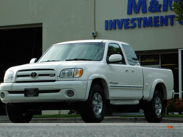 2003 Toyota Tundra Limited 4dr Access Cab Limited / 4X4 / 1-OWNER - Photo 43 - Portland, OR 97217