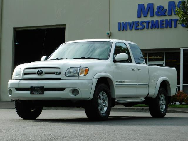 2003 Toyota Tundra Limited 4dr Access Cab Limited / 4X4 / 1-OWNER - Photo 1 - Portland, OR 97217