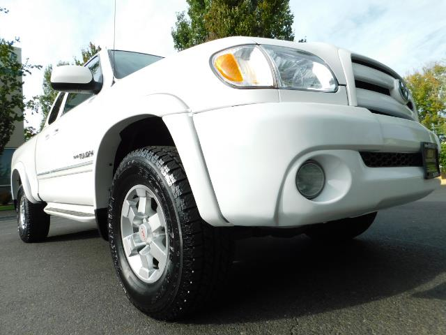 2003 Toyota Tundra Limited 4dr Access Cab Limited / 4X4 / 1-OWNER - Photo 10 - Portland, OR 97217