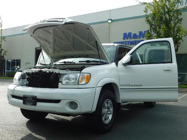 2003 Toyota Tundra Limited 4dr Access Cab Limited / 4X4 / 1-OWNER - Photo 25 - Portland, OR 97217