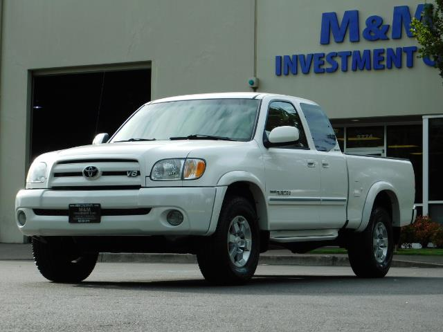 2003 Toyota Tundra Limited 4dr Access Cab Limited / 4X4 / 1-OWNER - Photo 48 - Portland, OR 97217
