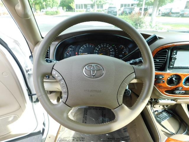2003 Toyota Tundra Limited 4dr Access Cab Limited / 4X4 / 1-OWNER - Photo 39 - Portland, OR 97217