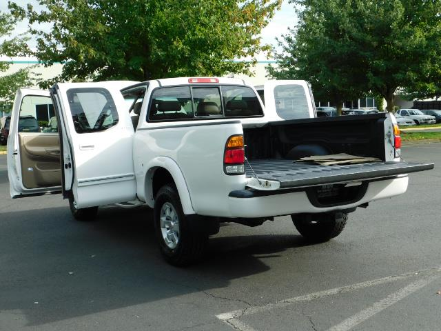 2003 Toyota Tundra Limited 4dr Access Cab Limited / 4X4 / 1-OWNER - Photo 27 - Portland, OR 97217