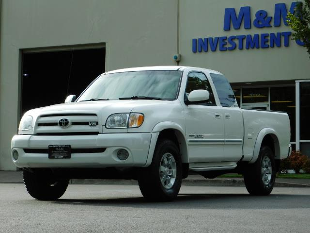 2003 Toyota Tundra Limited 4dr Access Cab Limited / 4X4 / 1-OWNER - Photo 47 - Portland, OR 97217