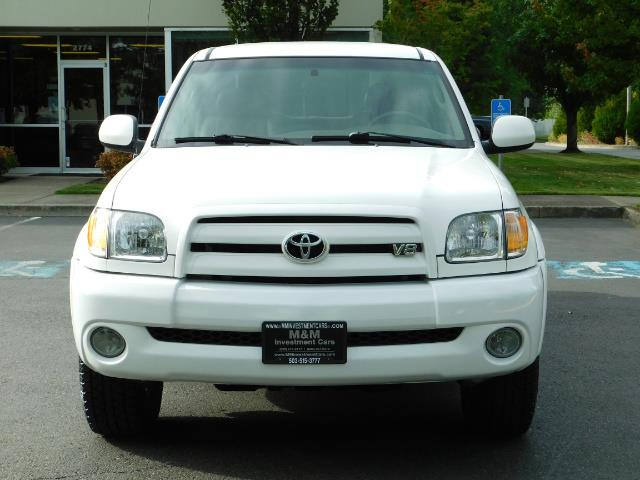 2003 Toyota Tundra Limited 4dr Access Cab Limited / 4X4 / 1-OWNER - Photo 5 - Portland, OR 97217