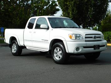 2003 Toyota Tundra Limited 4dr Access Cab Limited / 4X4 / 1-OWNER Truck
