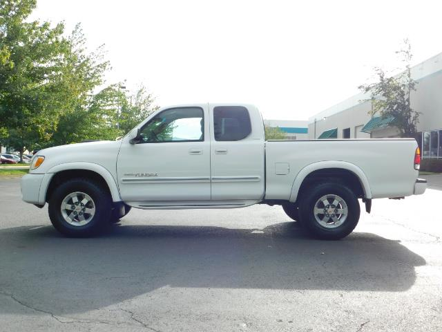 2003 Toyota Tundra Limited 4dr Access Cab Limited / 4X4 / 1-OWNER - Photo 3 - Portland, OR 97217