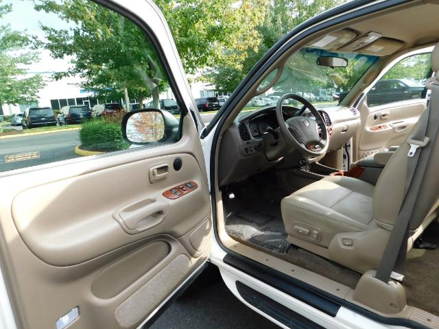 2003 Toyota Tundra Limited 4dr Access Cab Limited / 4X4 / 1-OWNER - Photo 13 - Portland, OR 97217